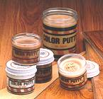 Waterborne Color Putty